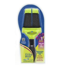 Furminator Furminator Slicker Brush Soft - Small