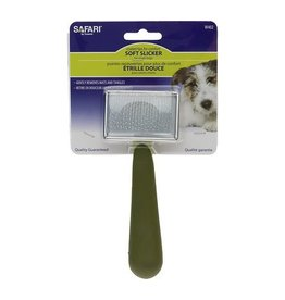Coastal Coastal Safari Dog Soft Slicker Brush - Small