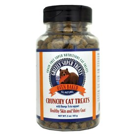 Grizzly Grizzly Super Skin & Coat Cat Treats Smoked Salmon 3 oz