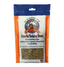Grizzly Grizzly Super Skin & Coat Dog Treats Smoked Salmon 5 oz