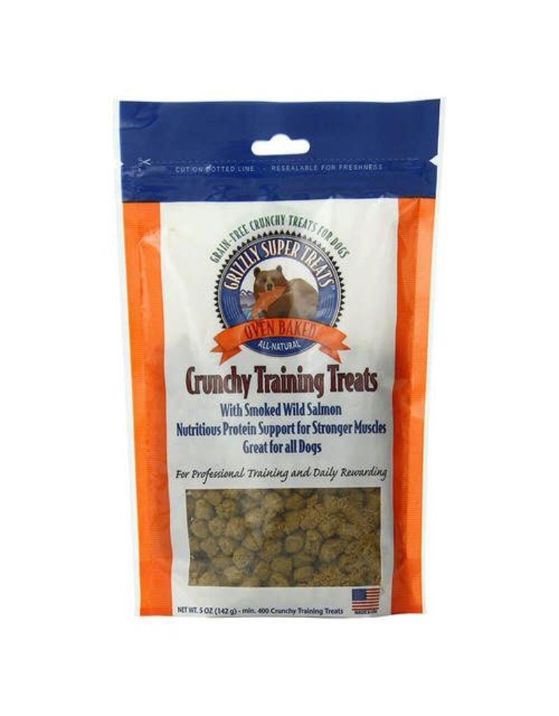 Grizzly Grizzly Super Treats Dog Treats  Smoked Salmon 5 oz