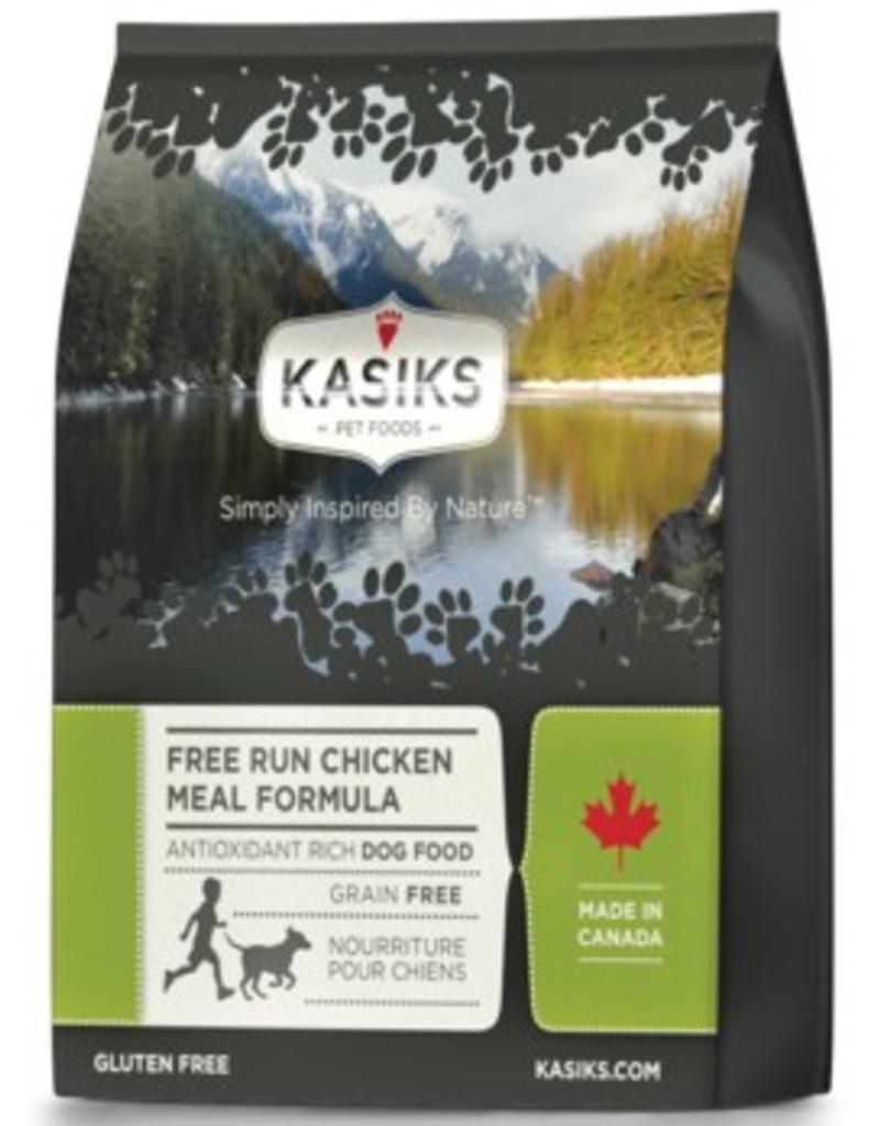 Kasiks Kasiks Grain Free Dog Kibble Free Run Chicken 5 lbs