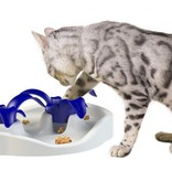 AiKiou AiKiou ThinKat Interactive Feeder Blue