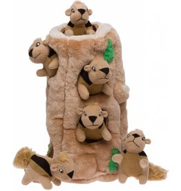 Outward Hound Outward Hound Plush Hide-a-Squirrel Large