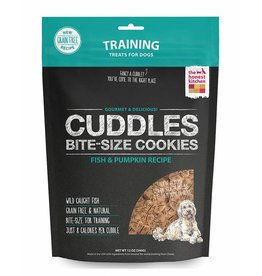 The Honest Kitchen The Honest Kitchen Crunchy Dog Training Treats Fish & Pumpkin Cuddles 12 oz