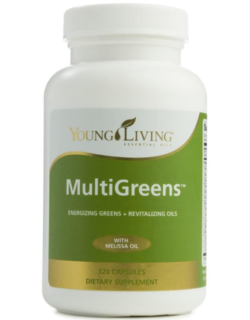 Young Living Supplements MultiGreens 120 capsules