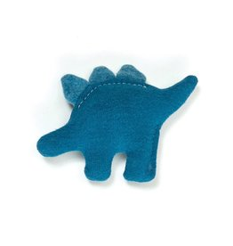 West Paw West Paw Dog Toys  Dinosaur Hemp Regular