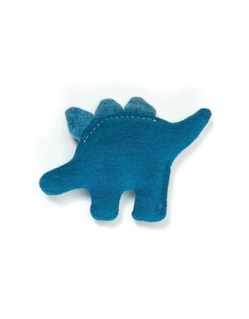 West Paw West Paw Dog Toys  Dino Hemp Regular