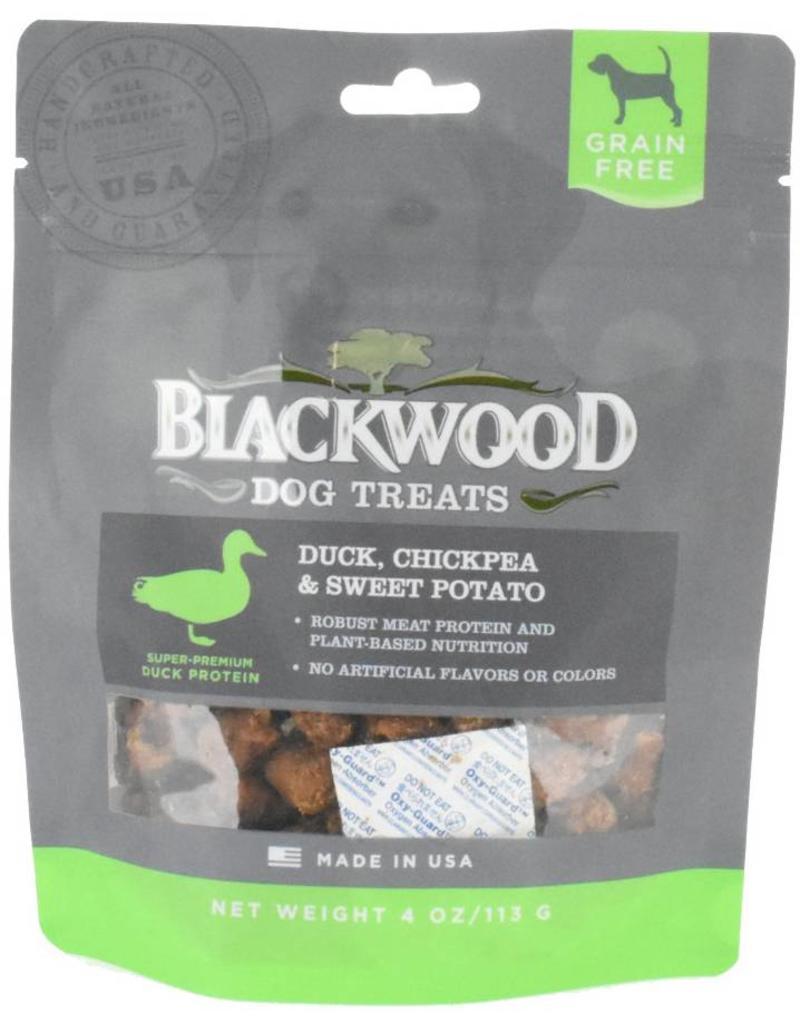 Blackwood GF Dog Treats Duck, Chickpea & Sweet Potato 4 oz