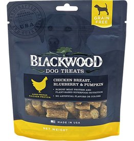 Blackwood GF Dog Treats Catfish, Chickpea & Kale 4 oz