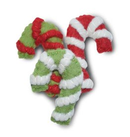 Distinctly Himalayan Christmas Candy Cane Single