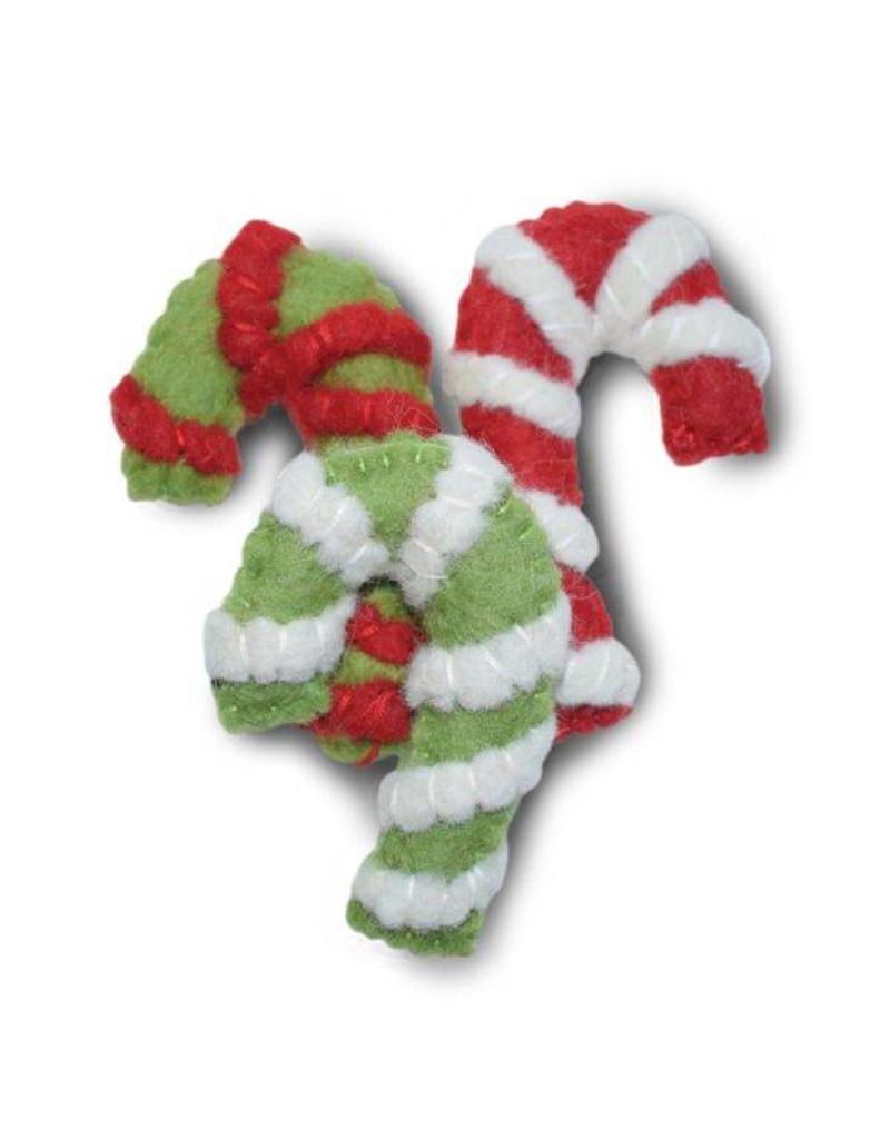 Distinctly Himalayan Distinctly Himalayan Christmas Candy Cane Single