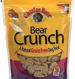 Charlee Bear Charlee Bear BEAR CRUNCH Grain Free Dog Treats Turkey, Sweet Potato & Cranberry 8 oz