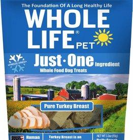 Whole Life Whole Life Freeze Dried Cat Treats Turkey 1 oz