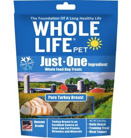 Whole Life Freeze Dried Cat Treats Turkey 1 oz