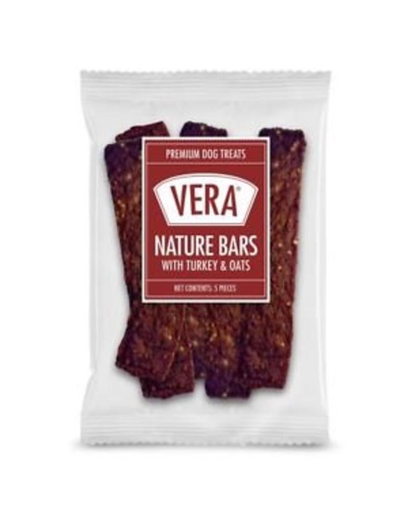 Vera Vera Dog Treats Turkey & Oats Bar 5 pc 1.5 oz