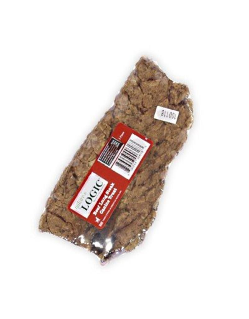 Nature's Logic Nature's Logic Treats Beef Lung Steak
