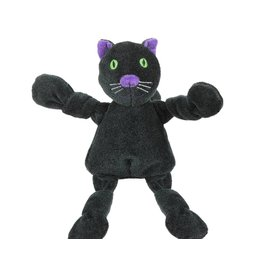 HuggleHounds Huggle Hounds Holiday 2018 Toys Black Cat Treat