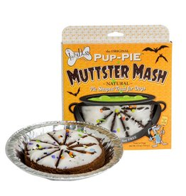 Lazy Dog Cookie Co. Lazy Dog Pup-PIE Dog Treats Halloween Muttster Mash 5 oz single