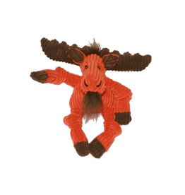 HuggleHounds HuggleHounds Toys Woodland Moose Knottie Extra Small (XS)/Wee