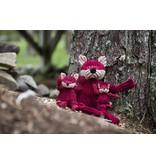 HuggleHounds HuggleHounds Toys Woodland Fox Extra Small (XS)/Wee