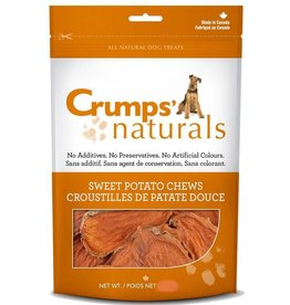 Earth Animal Crumps Naturals Dog Treats Sweet Potatos 5.6 oz