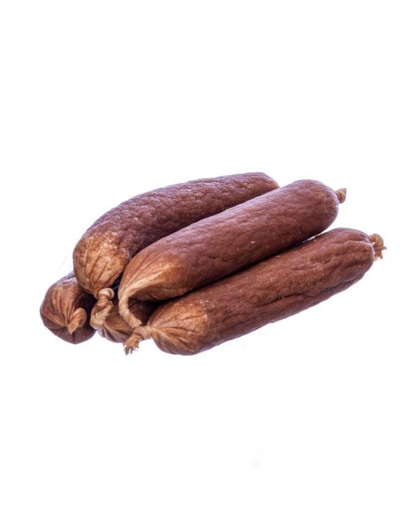 "Happy Howie's Happy Howie's Dog Treats Turkey Sausages 4"" single"