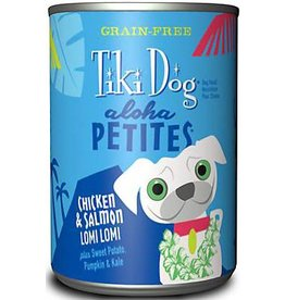 Tiki Dog Aloha Petites Canned Dog Food Lomi Lomi 9 oz single