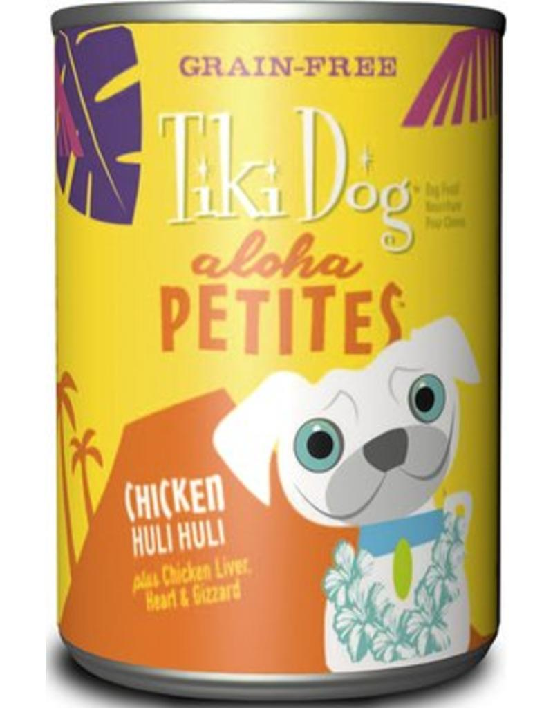 Tiki Dog Aloha Petites Canned Dog Food Huli 9 oz single