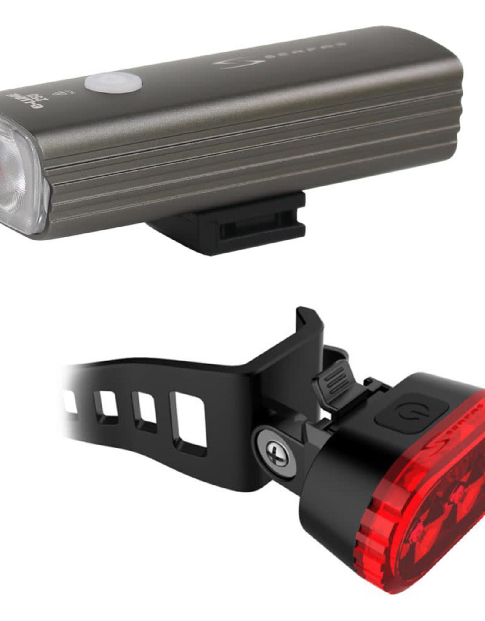 Serfas Serfas Combo Light USL-250 /UTL-15