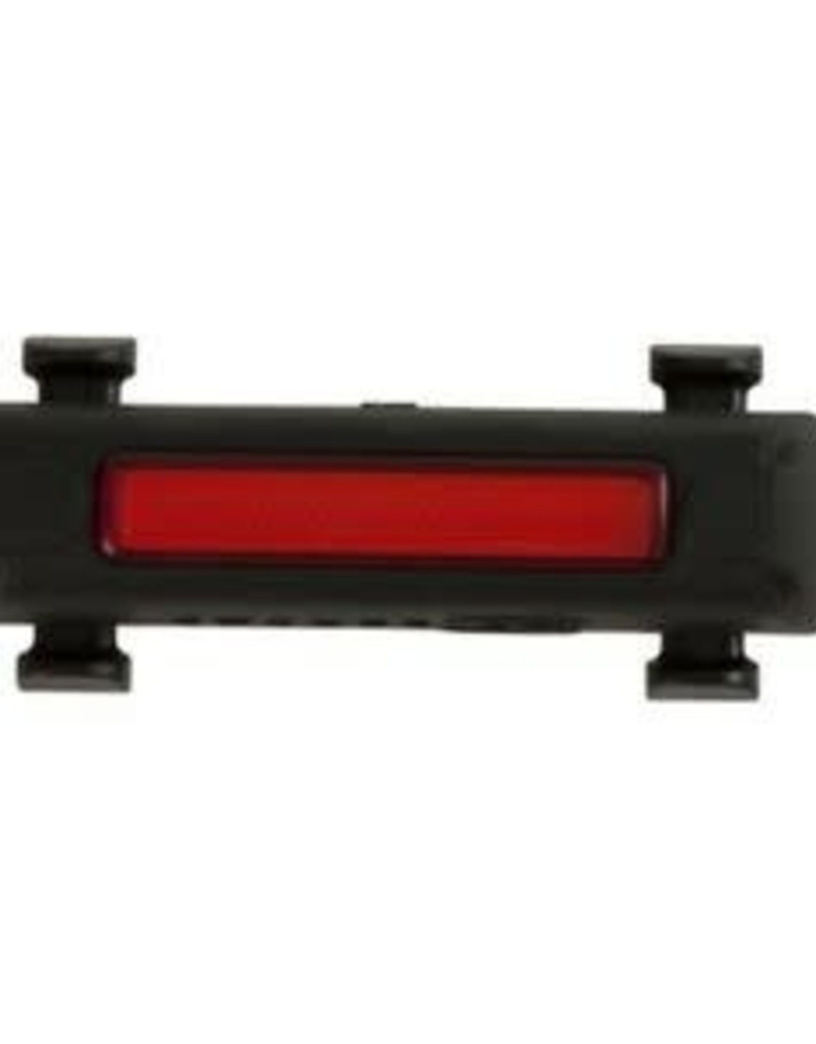 Serfas SERFAS THUNDERBOLT REAR LIGHT BLACK