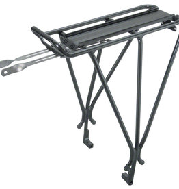 Topeak Topeak Explorer Tubular Disc Compatible Rear Rack: Black