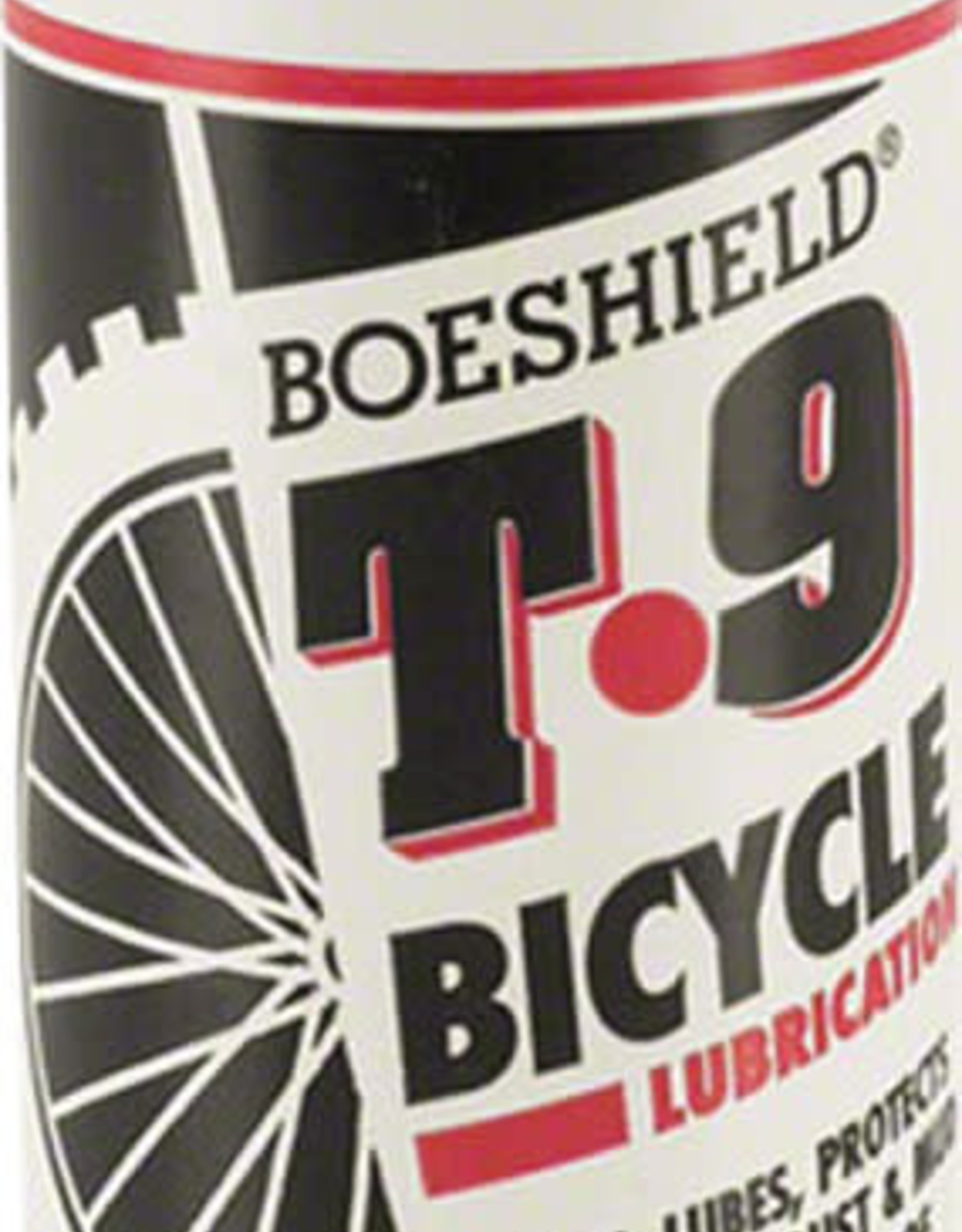 T-9 BOESHIELD Boeshield T9 Bike Chain Lube - 4 fl oz, Aerosol