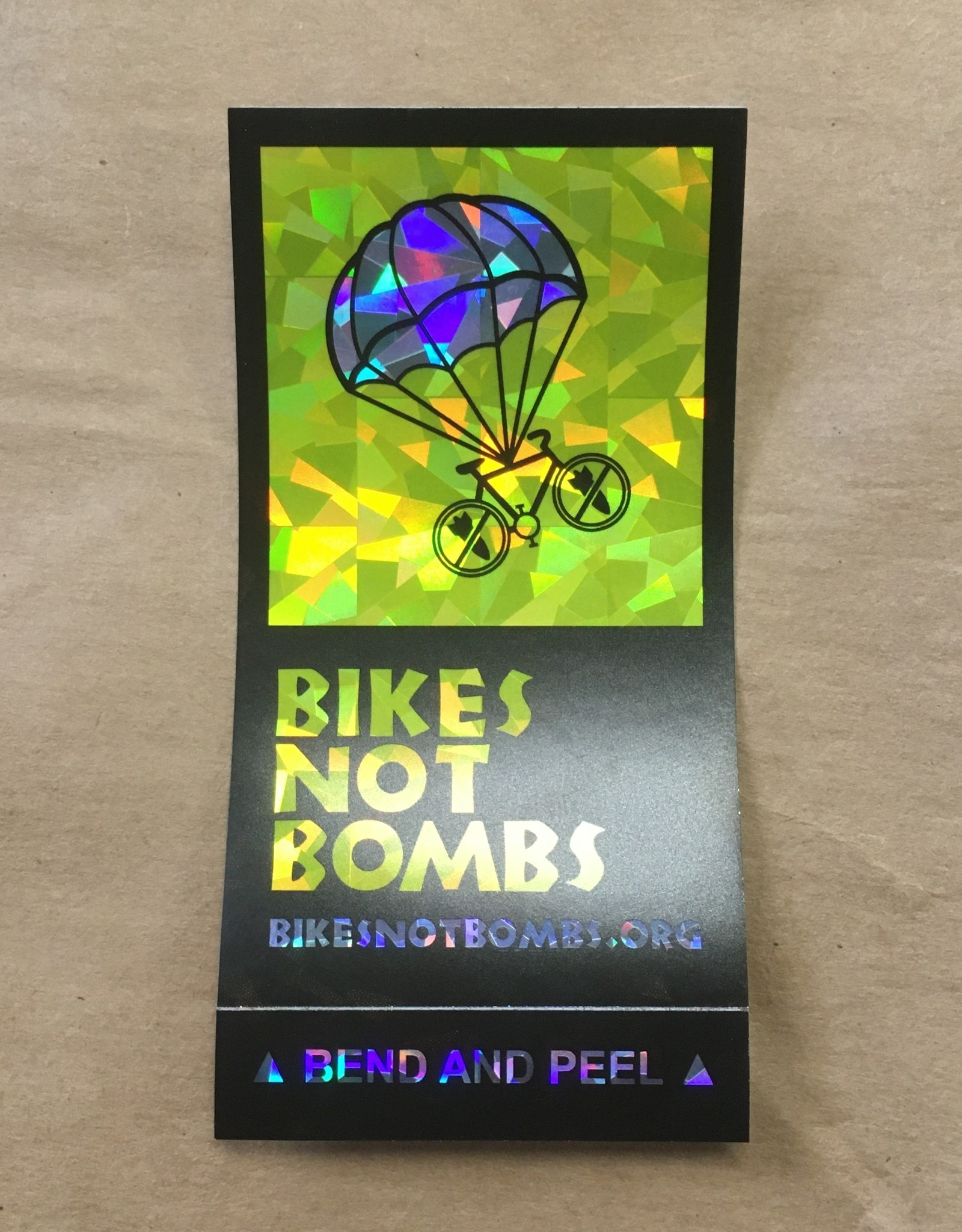 BNB Reflective Sticker