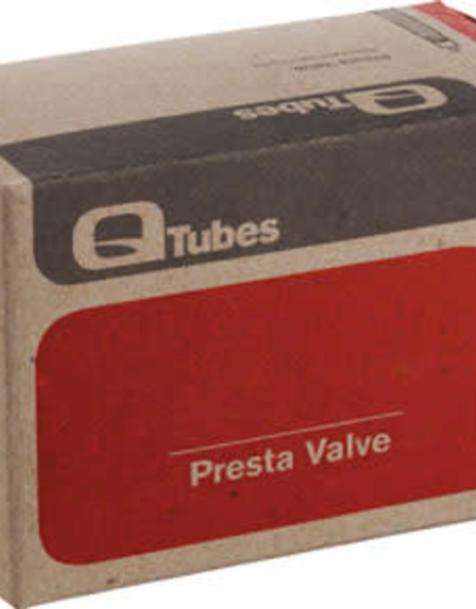 Q-Tubes Q-Tubes 700c Presta Valve Tubes (32/48/60/80mm stem)