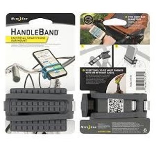 Nite Ize HBAR MOUNT NITEIZE HANDLEBAND UNIV SMART PHONE BAR MOUNT GY