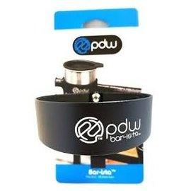 PDW Portland Design Works Barista Cup Holder: Fits: 31.8mm, Black