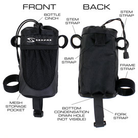 Serfas BAR-TENDER HANDLEBAR BAG