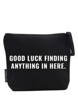 State of Grace Good Luck Large Zip Bag