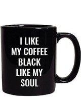 State of Grace Black Soul Mug