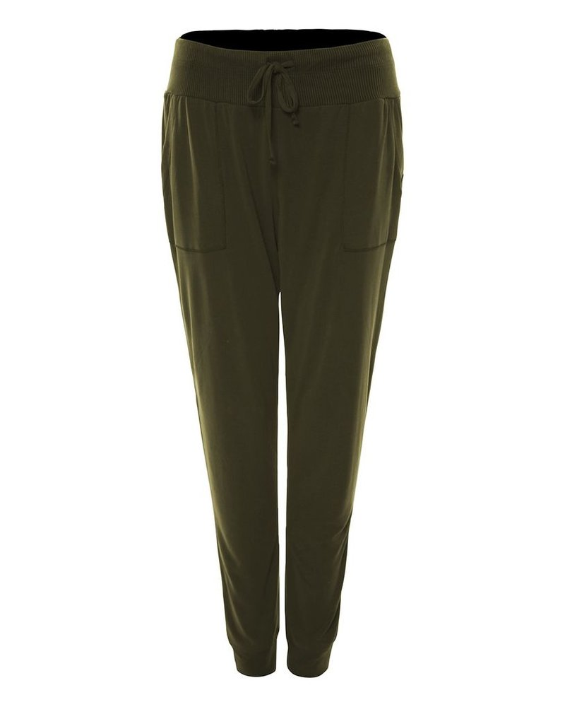 Dex Jogger Pant with Ribbed Cuffs