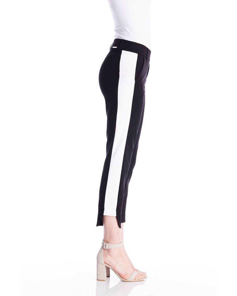 High Lo Contrast Side Pant