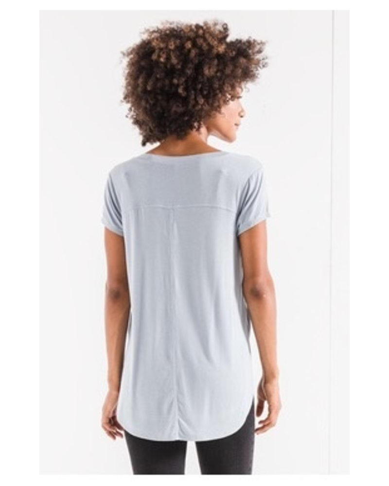 Z Supply The Mya V Neck Tee
