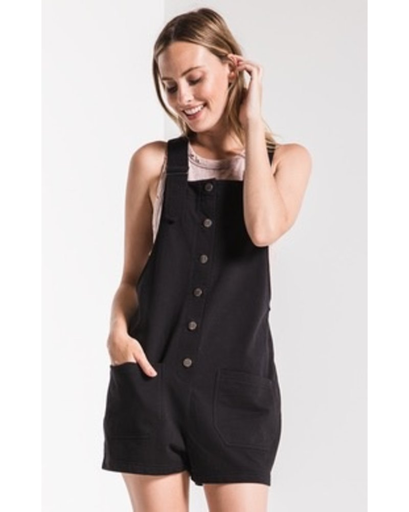 Z Supply The Button Front Overall
