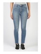 AOS Heather High Rise Crop Jean