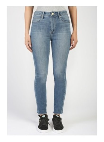 AOS Heather High Rise Crop Jean