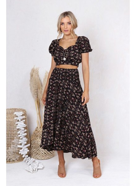 Lost in Lunar Eliza Maxi Skirt