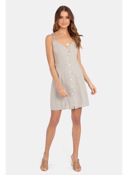 Lost in Lunar Sahara Mini Dress