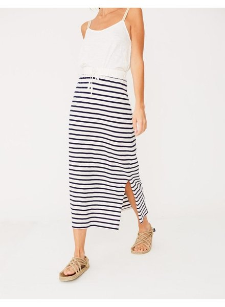 Yerse Long Jersey Skirt
