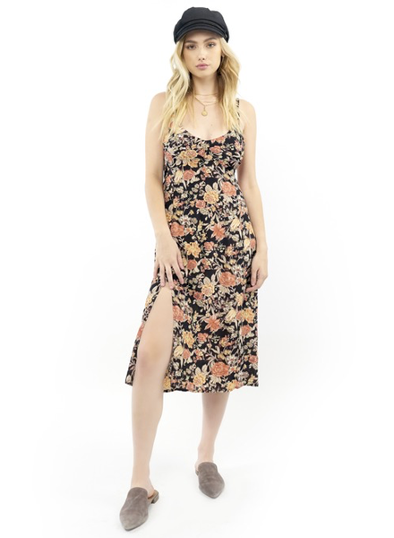 Saltwater Luxe Tank Middi Dress